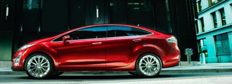 Image: Ford Verve