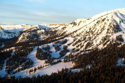 Image: Mammoth Mountain