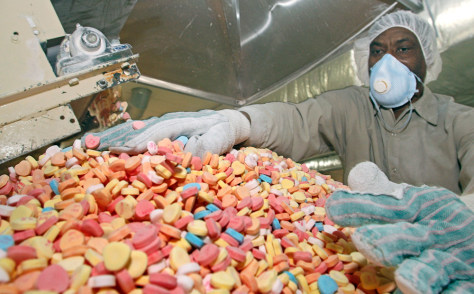 Image: Candy maker