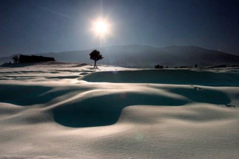 Image: Gulmarg ski resort