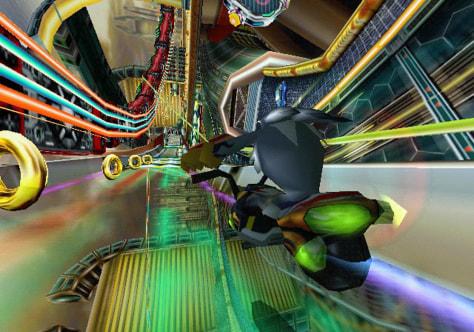 Image: Sonic Riders: Zero Gravity