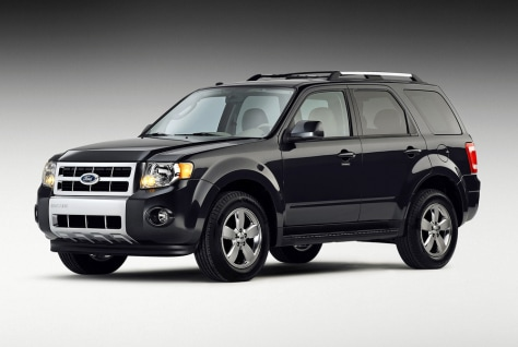 Image: 2009 Ford Escape hybrid SUV
