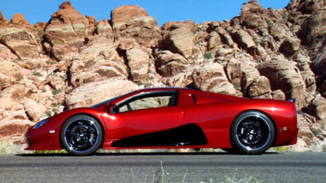 Image: SSC Ultimate Aero