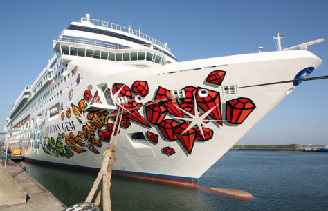 Image: Norwegian Gem