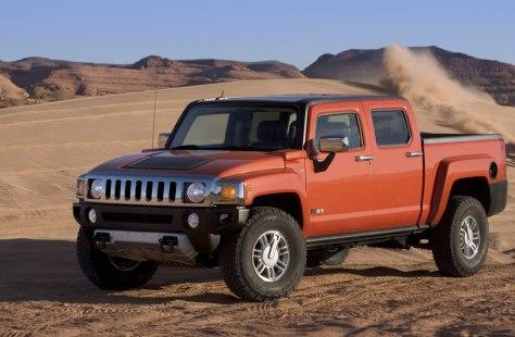Image: 2009 Hummer H3T