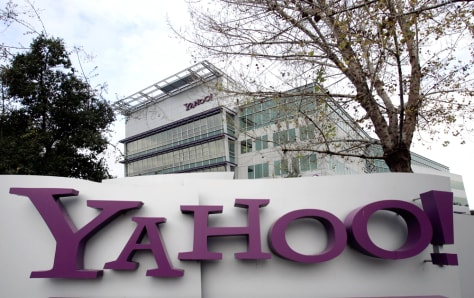 Image: Yahoo headquarters