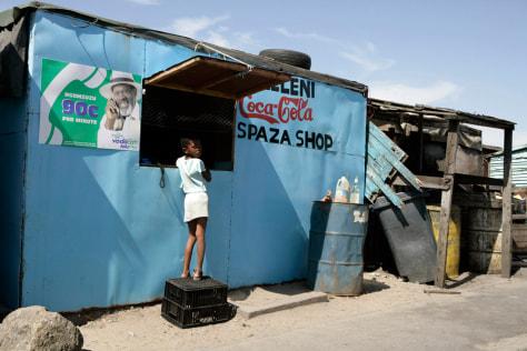Image: Cape Town, Township tourism