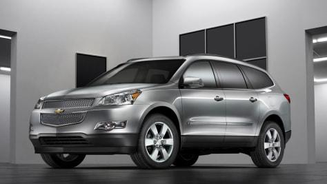 Image: 2009 Chevrolet Traverse LTZ