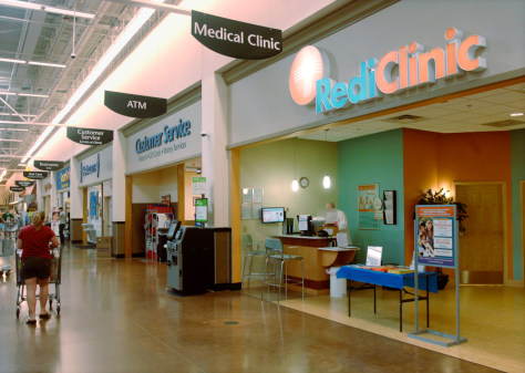 Wal Mart To Open In Store Medical Clinics Business