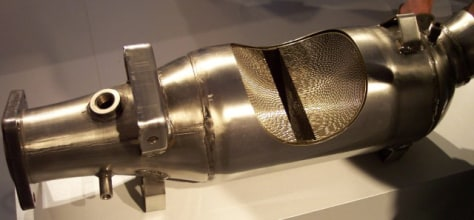 Image: Catalytic converter