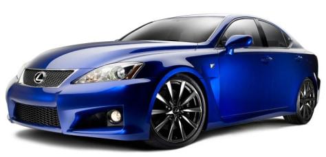 Image: Lexus IS F