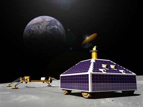 Image: Red Rover / Artemis Lander