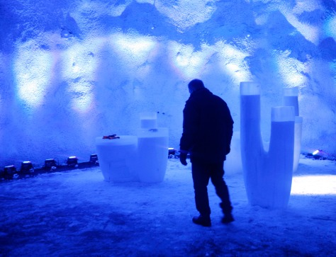 "Image: ""Doomsday"" vault in Norway"