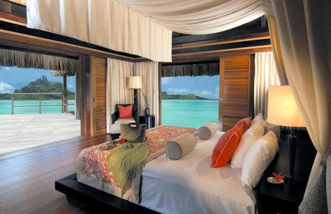 Image: St. Regis Bora Bora