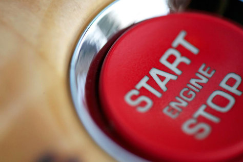 Image: Engine Start/Stop button