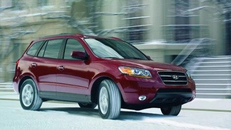 Image: Hyundai Santa Fe