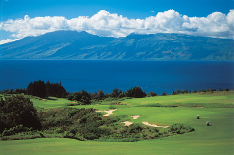Image: Kapalua Resort, Maui, Hawaii