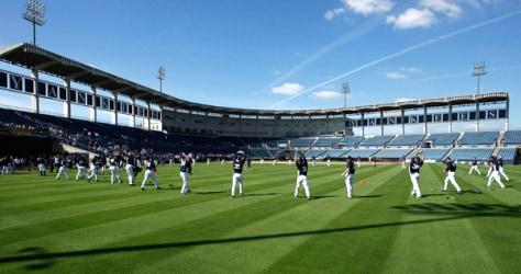 Image: Yankees' Legends Field