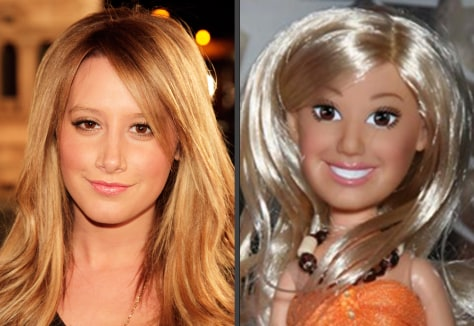 Image: Ashley Tisdale; Ashley Tisdale doll