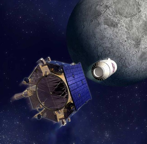 Image: Shepherding Spacecraft