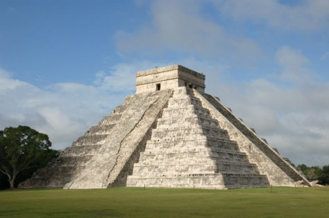Image: The Pyramid of Kukulkan