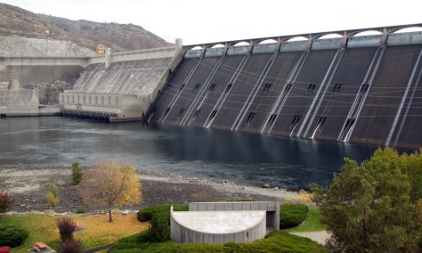 Image: Grand Coulee Dam