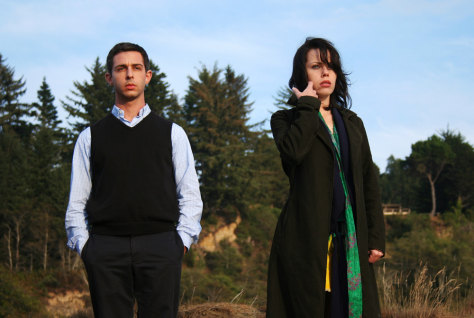 Image: Jeremy Strong, Fairuza Balk, Humboldt County