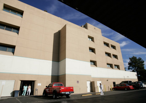 Image: A medical office building that houses the Endoscopy Center of Southern Nevada