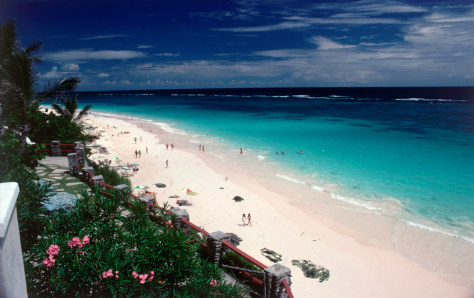 Image: Coral Beach, Bermuda