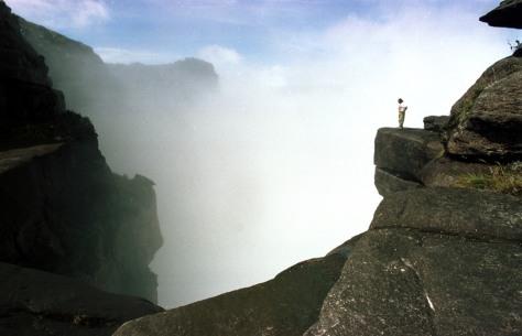 Image: Canaima National Park in Venezuelas Gran Sabana region.