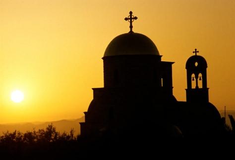 Image: The biblical sites of Jordan