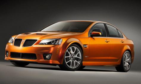 Image: 2009 Pontiac G8 GXP