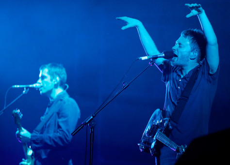Image: Radiohead
