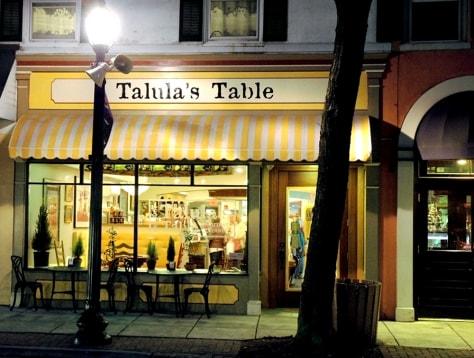 Image: Talula's, Pennsylvania