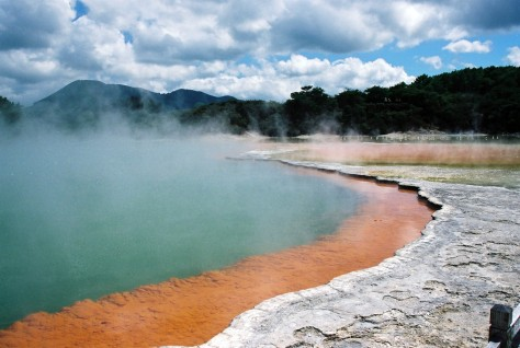 Image: Champagne Pool