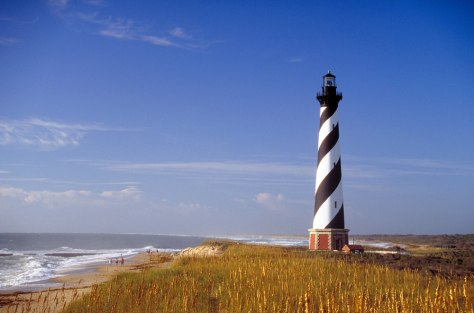 Image: Highway 12, Outer Banks of North Carolina