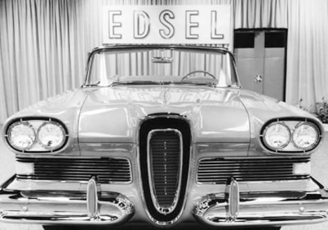 Image: Ford Edsel