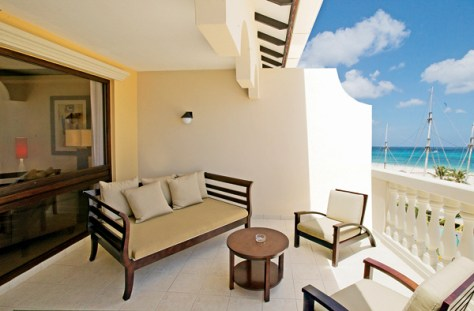 Image: Bucuti Beach Resort in Aruba