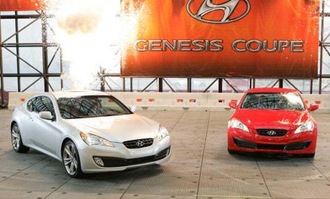Image: Hyundai Genesis Coupe