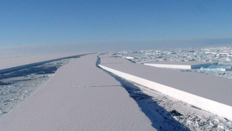 Image: Wilkins Ice Shelf