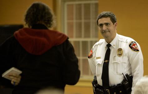 Image: Durham Police Chief Jose Lopez