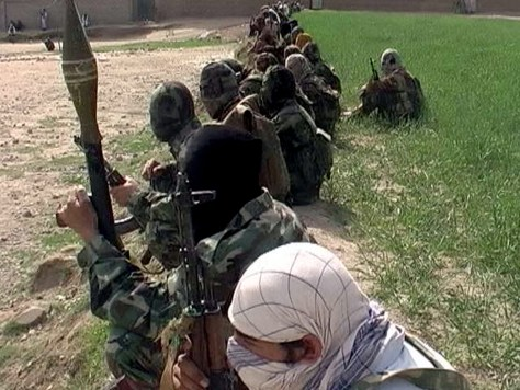 IMAGE: TALIBAN FIGHTERS IN PAKISTAN