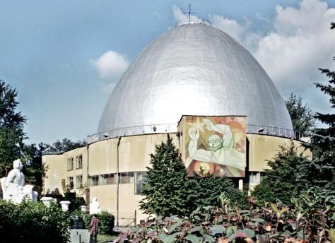 Image: Moscow Planetarium