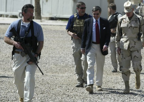 Image: Blackwater personnel