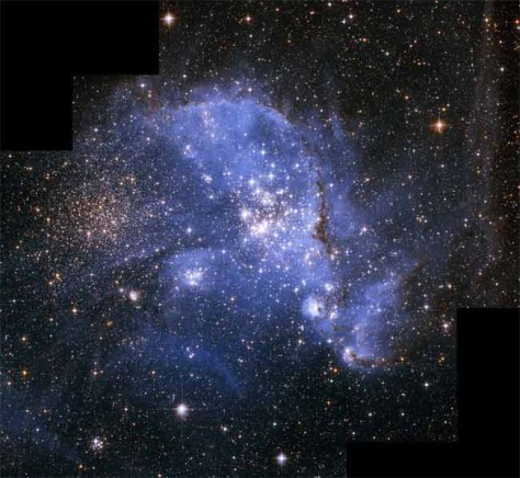 Image: The Small Magellanic Cloud