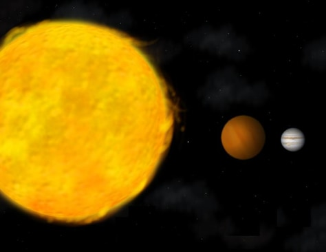Image: Brown dwarf comparison