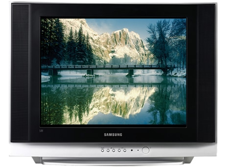 Image: Samsung 20-inch standard-definition TV