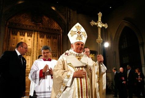Image: Pope Benedict