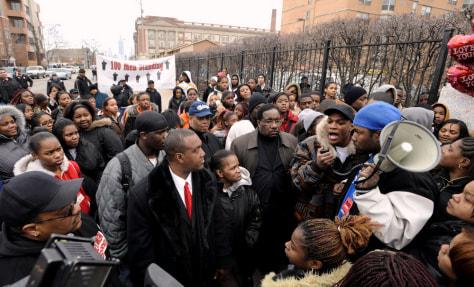 Image: Chicago violence