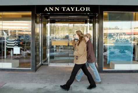 Image: Retail chain Ann Taylor